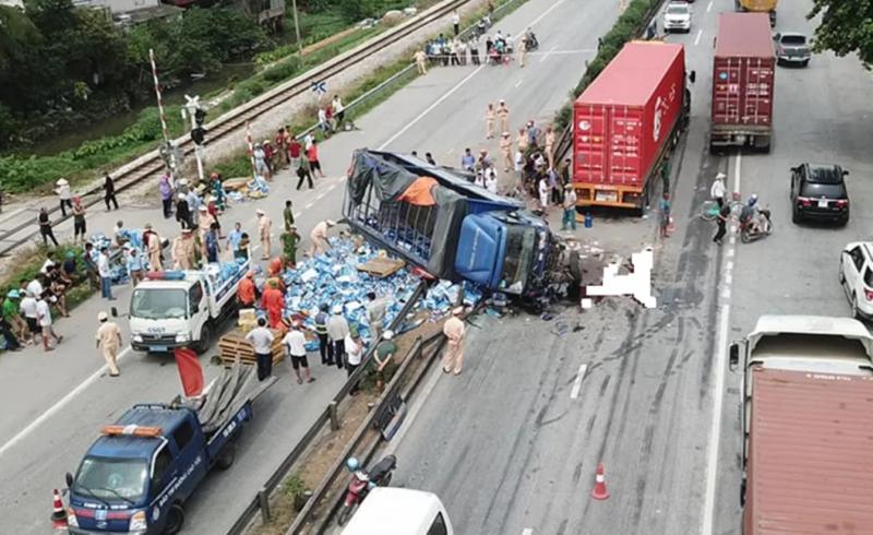 Tài xế cần biết khi nào gây tai nạn giao thông bị phạt tù - ảnh 1