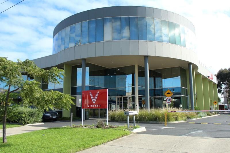 VinFast bất ngờ khai trương văn phòng tại Australia - ảnh 1