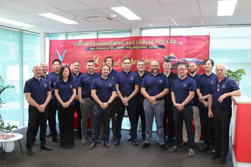VinFast bất ngờ khai trương văn phòng tại Australia - ảnh 2