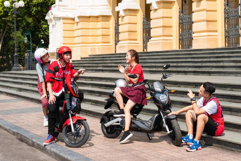 Sở hữu pin miễn phí cho học sinh mua xe máy điện VinFast - ảnh 1