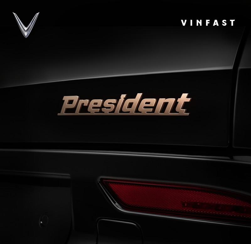 VinFast Lux V8 chuẩn bị ra mắt, tên chính thức là President - ảnh 1