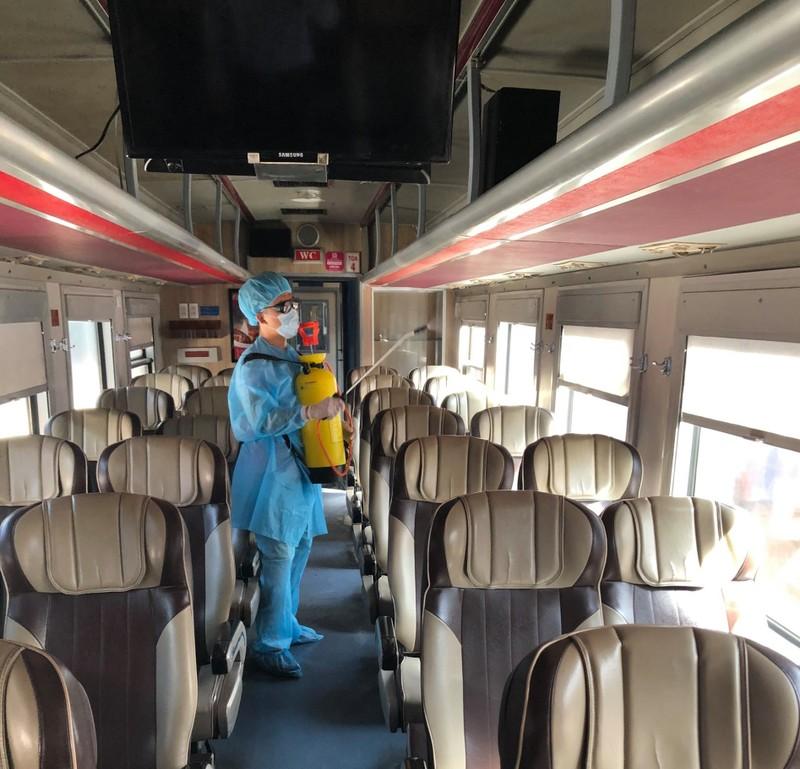 Đường sắt tạm ngưng đón trả khách tại ga Đà Nẵng từ ngày 28-7 - ảnh 1