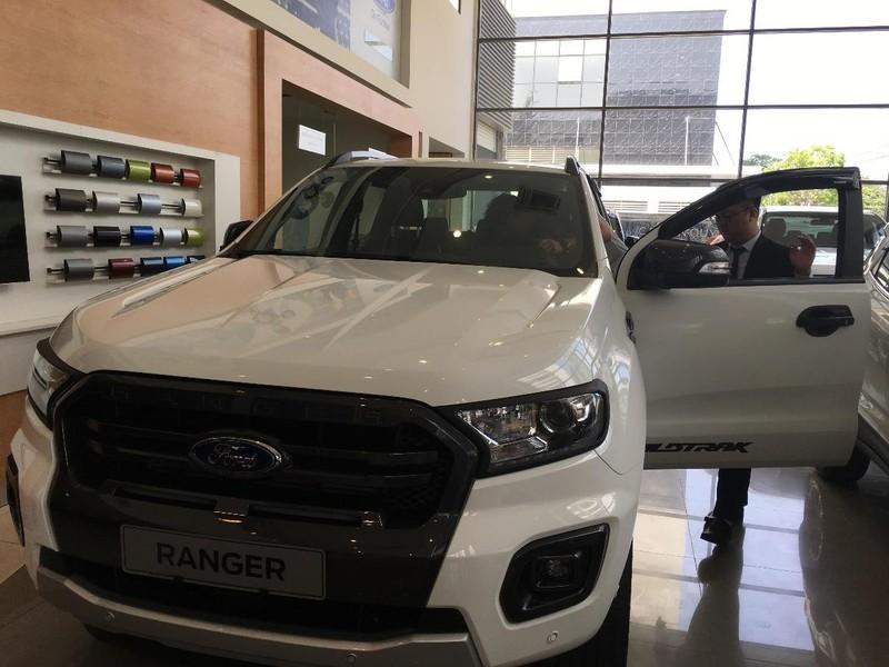 Nguyên nhân xe bán tải sụt giảm doanh số trong tháng 7 - ảnh 1