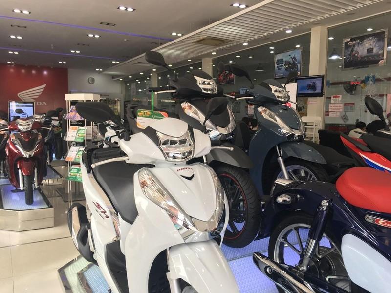 Giá Honda SH bất ngờ giảm mạnh tại đại lý - ảnh 2
