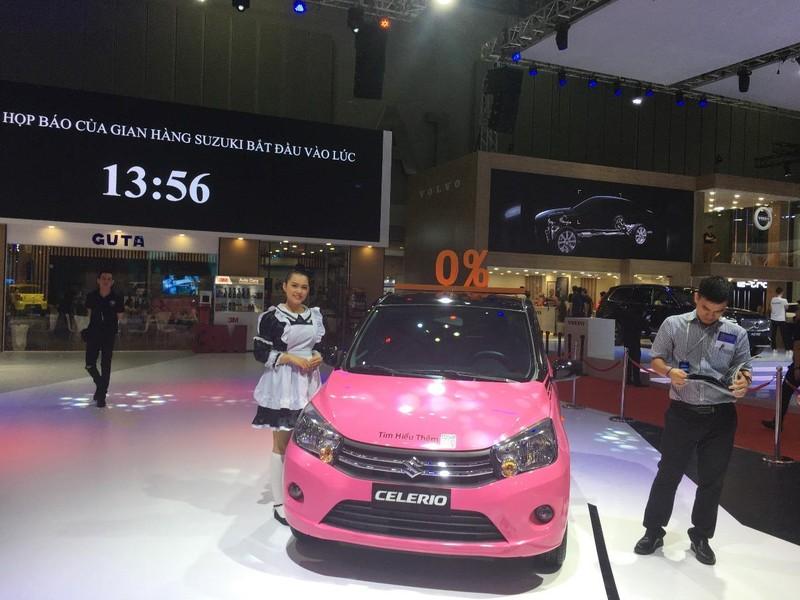 Bảng giá xe ô tô Suzuki tháng 9: Rẻ nhất chỉ 249 triệu đồng - ảnh 1