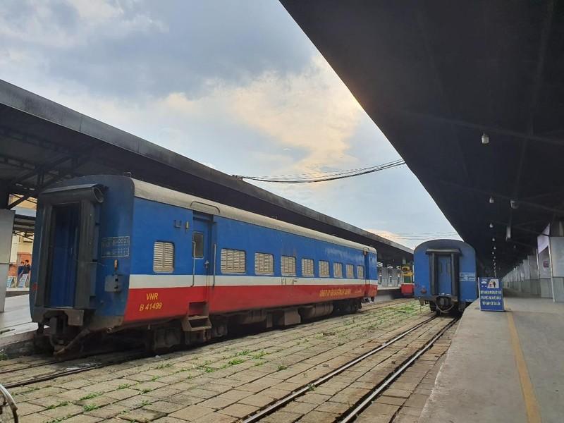 Đường sắt mở thêm tuyến tàu TP.HCM đi Hà Nội - ảnh 1