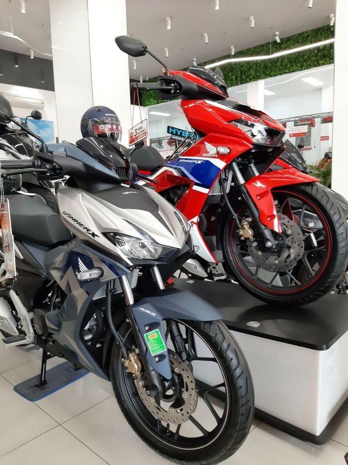 Honda Winner X bất ngờ giảm giá 20 triệu đồng - ảnh 1