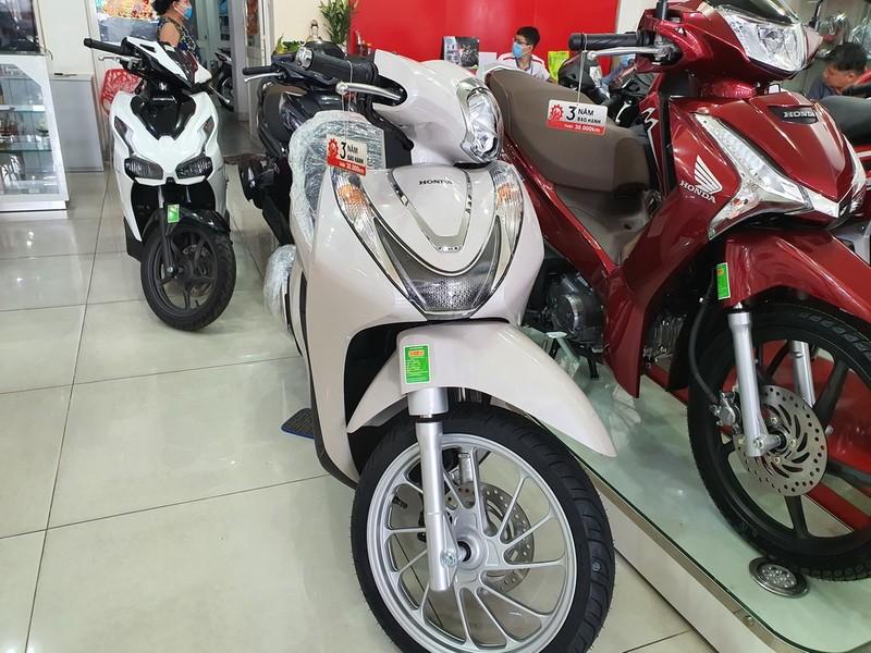 Người Việt quay lưng, doanh số xe máy Honda tiếp tục giảm - ảnh 1