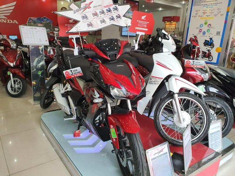 Yamaha Exciter ưu đãi quyết đấu với Honda Winner X  - ảnh 2