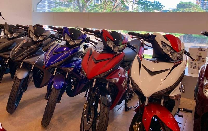 Yamaha Exciter ưu đãi quyết đấu với Honda Winner X  - ảnh 1