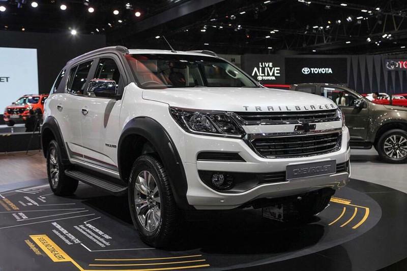 Chevrolet Traiblazer xả hàng chỉ với giá hơn 800 triệu đồng - ảnh 1