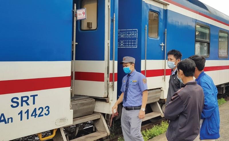Từ 20-1, khách đi tàu hỏa cần lưu ý các thông tin này - ảnh 1