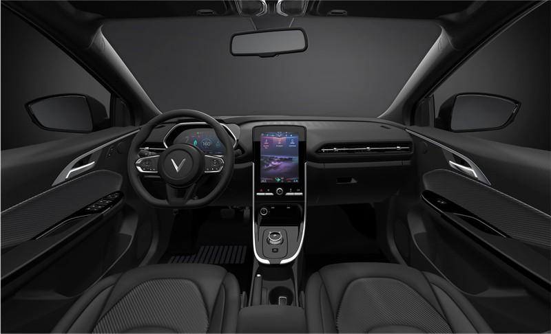 VinFast ra mắt ba siêu phẩm ô tô điện tự lái - ảnh 2