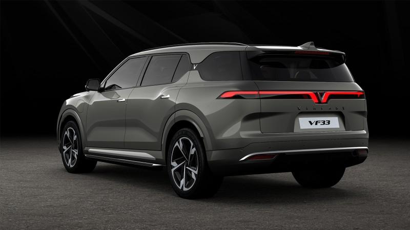 VinFast ra mắt ba siêu phẩm ô tô điện tự lái - ảnh 3