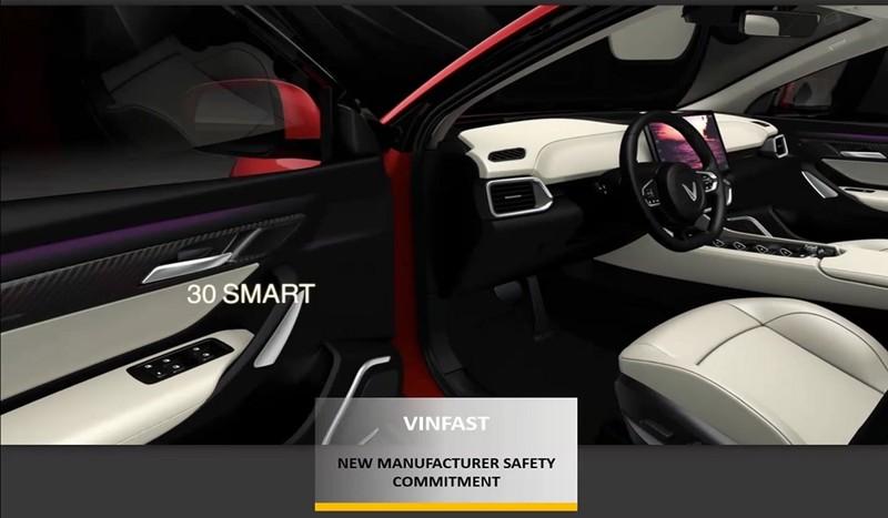 VinFast đạt 'hãng xe có cam kết cao về an toàn' ASEAN NCAP - ảnh 1