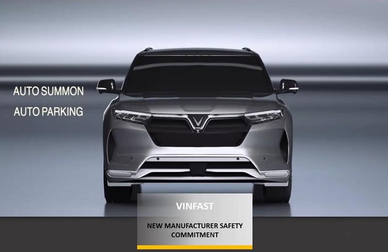 VinFast đạt 'hãng xe có cam kết cao về an toàn' ASEAN NCAP - ảnh 2