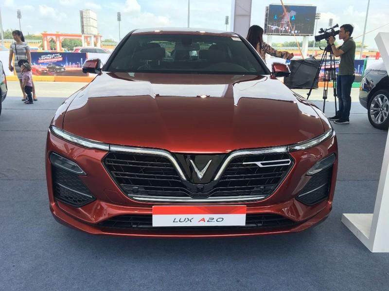 VinFast Fadil tiếp tục là mẫu xe bán chạy nhất tháng 4 - ảnh 1