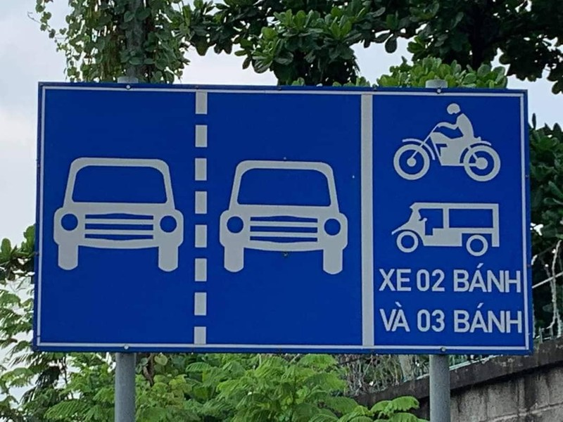 Ô tô, xe máy cần lưu ý điều này để tránh đi sai làn đường - ảnh 1