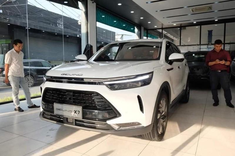 Ô tô Trung Quốc liên tiếp 'mất dấu' tại thị trường Việt - ảnh 1