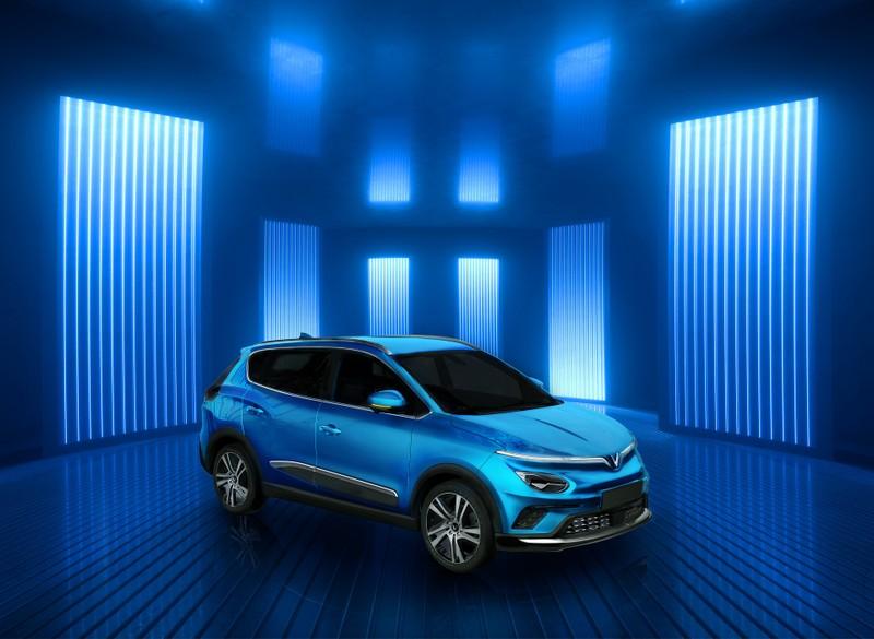 Xe ô tô VinFast VF e34 có tính năng thông minh nào mới? - ảnh 2