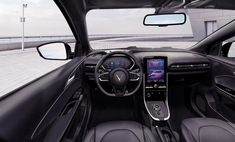 Xe ô tô VinFast VF e34 có tính năng thông minh nào mới? - ảnh 1