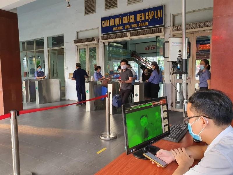 Sở GTVT TP.HCM chỉ đạo khẩn việc đưa người dân về Hà Tĩnh bằng đường sắt - ảnh 1
