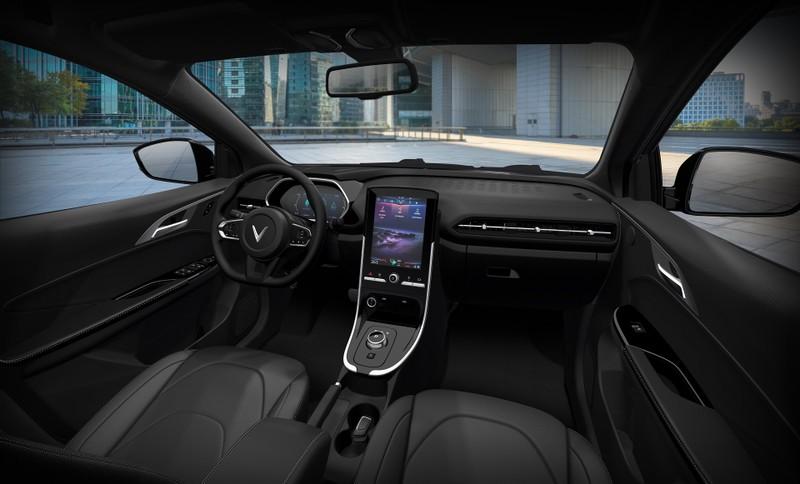Bất ngờ với xe điện SUV hạng C có  giá lăn bánh chỉ 500 triệu đồng - ảnh 2