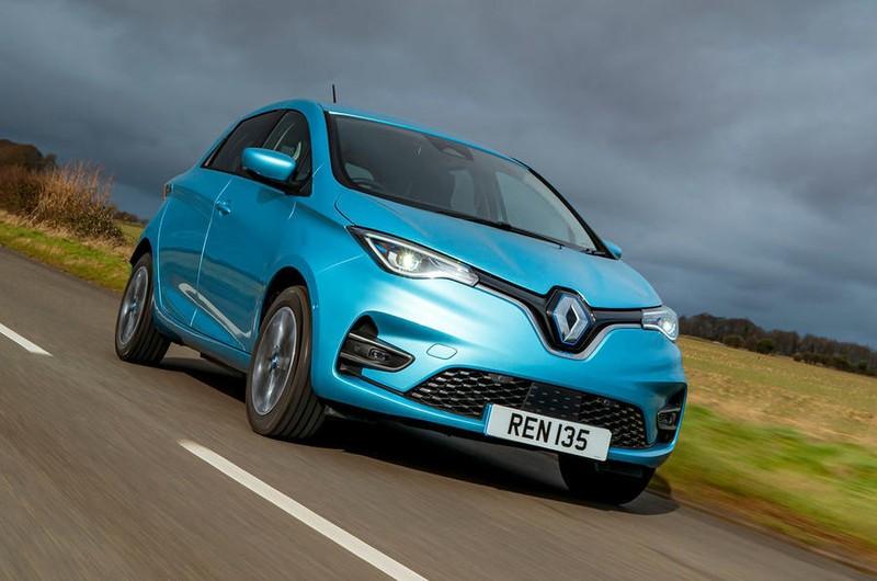 Tốp 10 ô tô điện cỡ nhỏ tốt nhất năm 2021 - ảnh 7