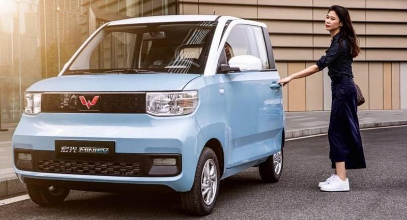 Loạt ô tô điện mini với giá chỉ từ 100 triệu đồng mà người Việt mơ ước - ảnh 1