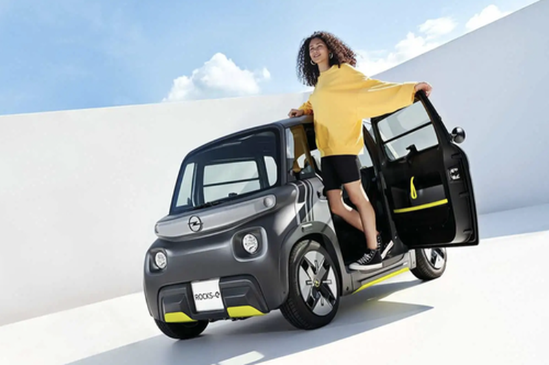 Loạt ô tô điện mini với giá chỉ từ 100 triệu đồng mà người Việt mơ ước - ảnh 2