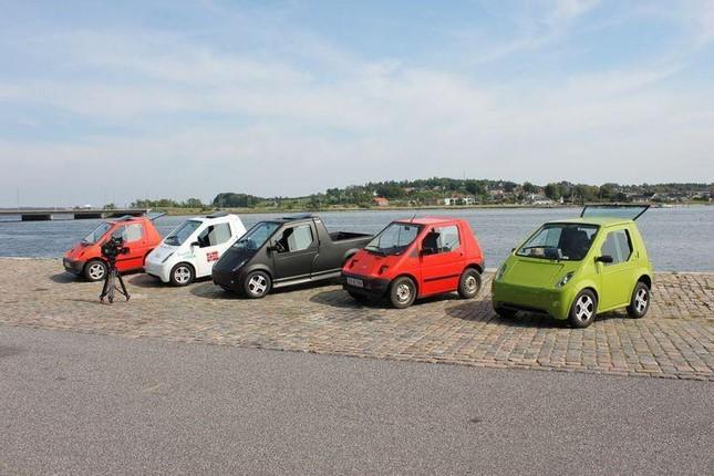 Loạt ô tô điện mini với giá chỉ từ 100 triệu đồng mà người Việt mơ ước - ảnh 8