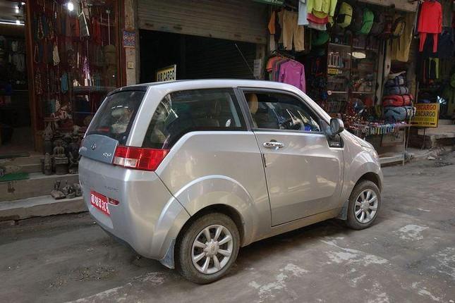 Loạt ô tô điện mini với giá chỉ từ 100 triệu đồng mà người Việt mơ ước - ảnh 4