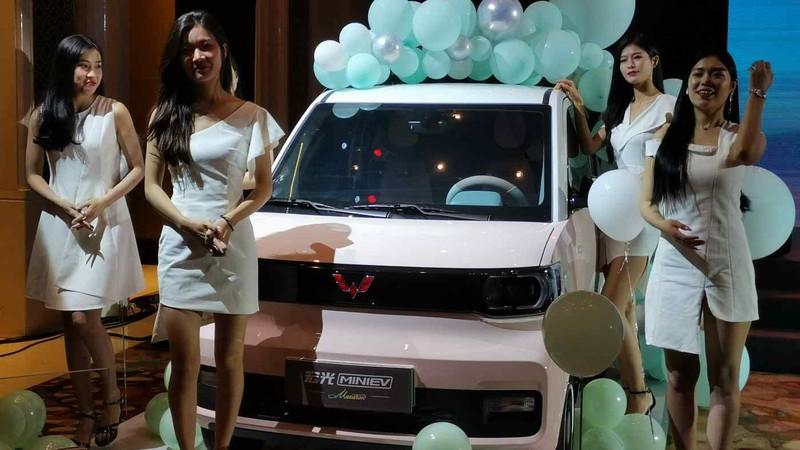 Giá chỉ 102 triệu đồng, mẫu ô tô này đang 'làm mưa làm gió' thị trường xe điện - ảnh 1