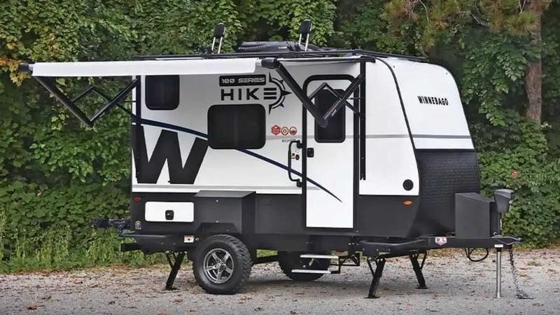 Một chiếc xe kéo du lịch thách thức mọi chuyến cắm trại  - ảnh 3