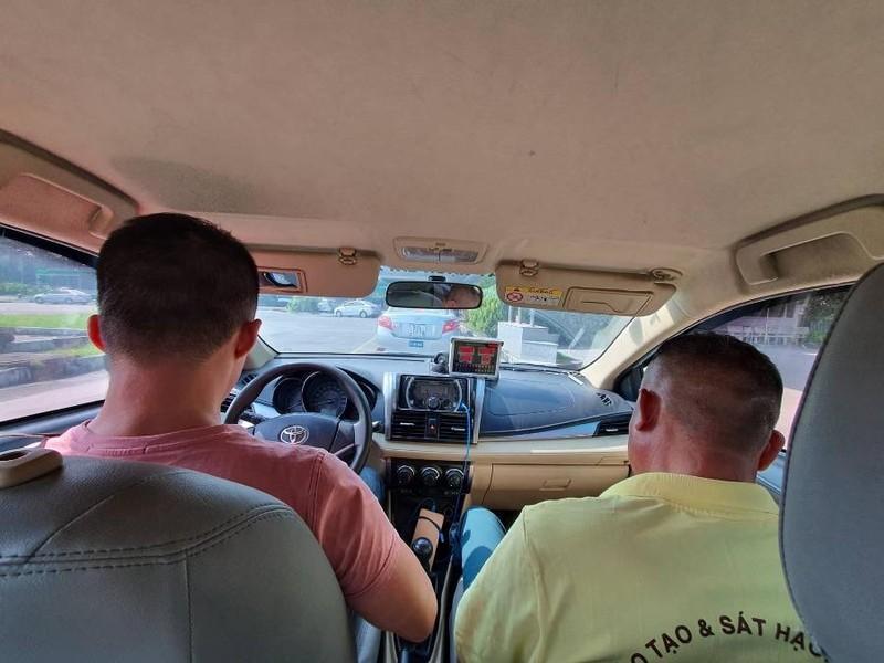TP.HCM: Người dân được thi bằng lái xe từ 15-10 - ảnh 1