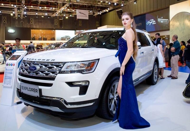 Tốp 10 xe bán ế tháng 9: Ford Explorer bất ngờ góp mặt - ảnh 1