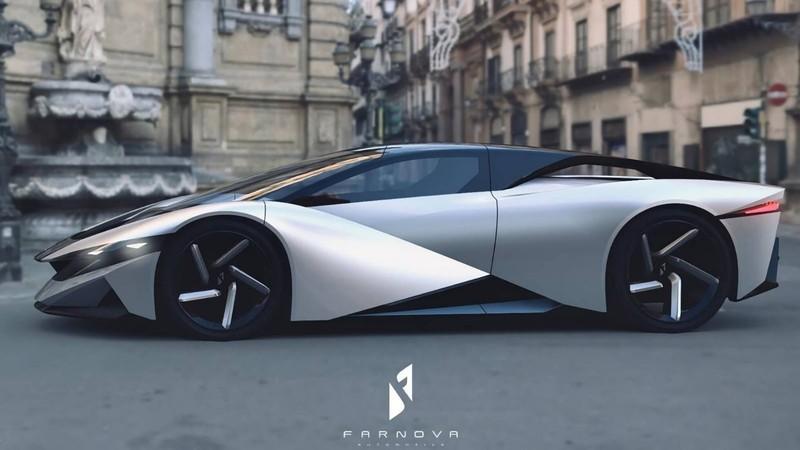 Đây là ứng cử viên cho chiếc xe điện nhanh nhất thế giới - ảnh 1