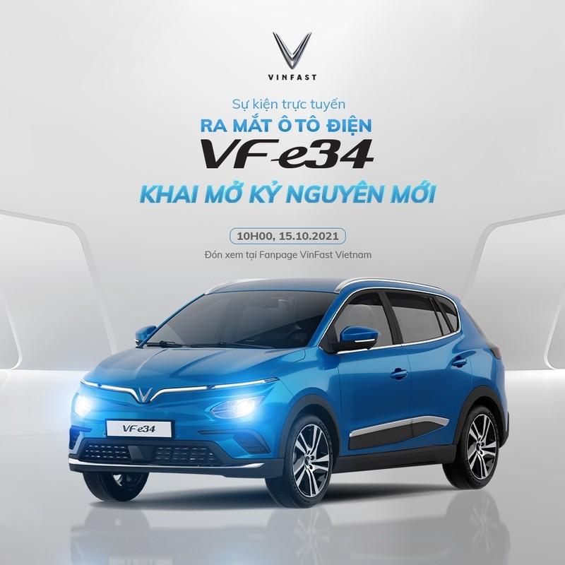 Đếm ngược sự kiện ra mắt mẫu ô tô điện đầu tiên tại Việt Nam - ảnh 1