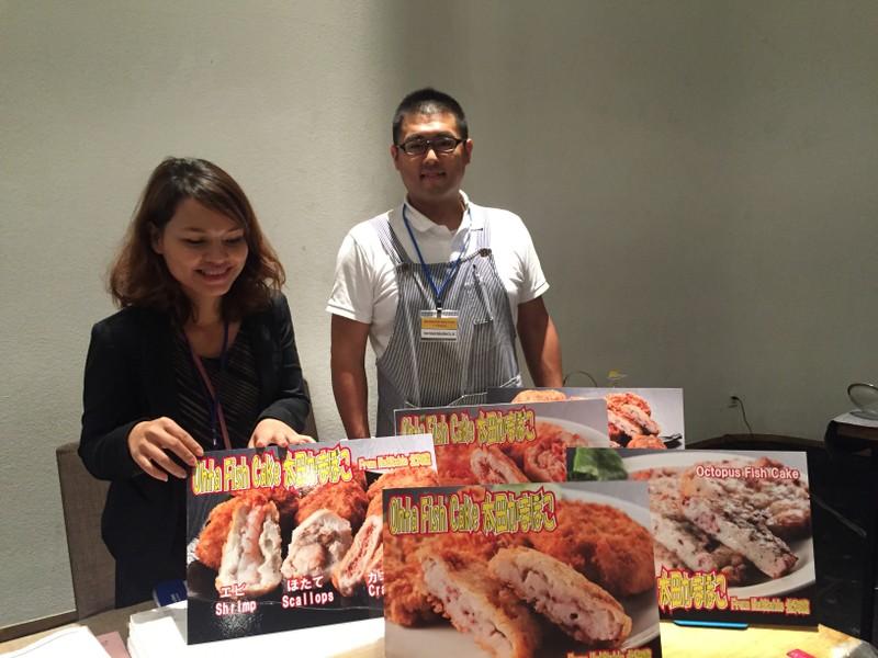 Người Nhật muốn bán bánh trôi giá 10.000 đồng tại VN - ảnh 1