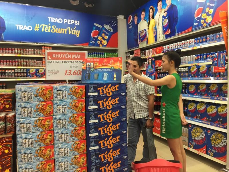Bia San Miquel muốn mua cổ phần bia Sài Gòn - ảnh 1