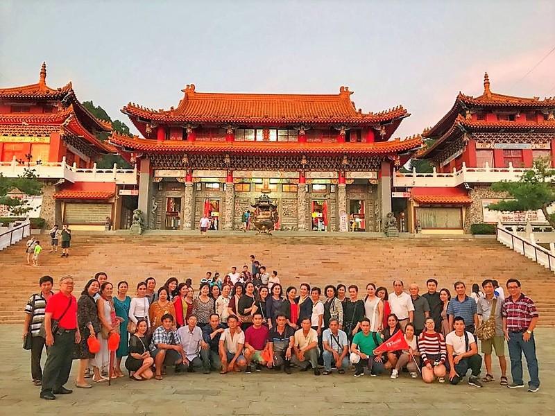 Thông tin mới vụ đoàn khách Việt gặp sự cố ở Đài Loan  - ảnh 1