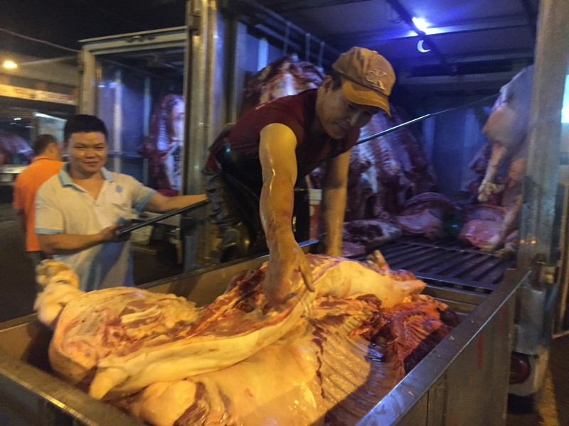 TP.HCM ban hành công văn khẩn quản lý thịt heo - ảnh 1