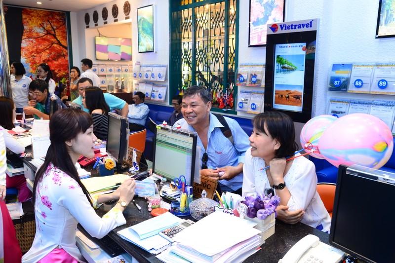 Khách du lịch quốc tế đến Việt Nam có nhiều thay đổi - ảnh 1