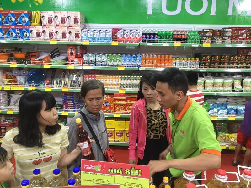Chợ Bình Điền khai mạc Chợ hoa xuân 2018 - ảnh 5
