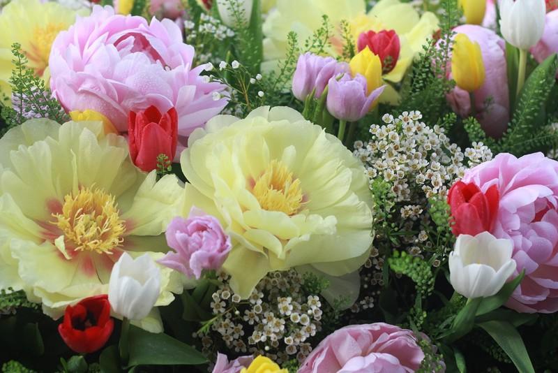 1 khách hàng chi 60 triệu mua hoa 'độc lạ' dịp 8-3 - ảnh 6