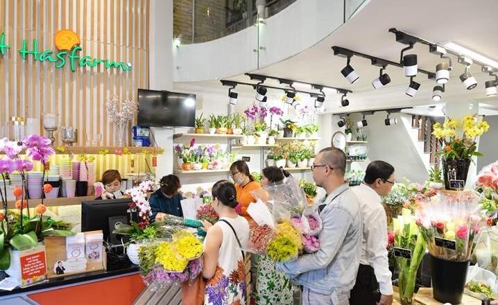 1 khách hàng chi 60 triệu mua hoa 'độc lạ' dịp 8-3 - ảnh 2