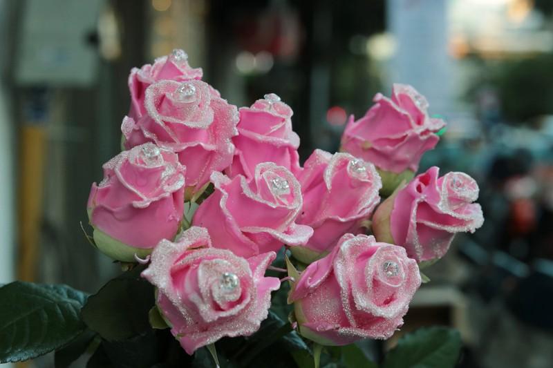 1 khách hàng chi 60 triệu mua hoa 'độc lạ' dịp 8-3 - ảnh 4