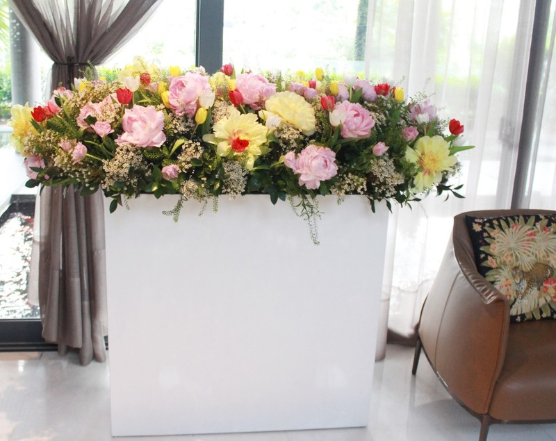 1 khách hàng chi 60 triệu mua hoa 'độc lạ' dịp 8-3 - ảnh 5