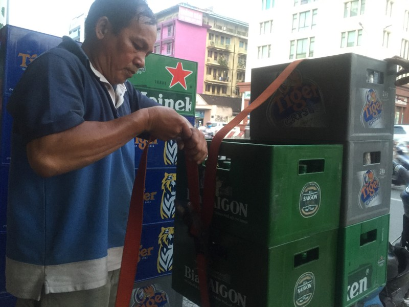 Mỗi người Việt uống gần 45 lít bia/năm - ảnh 1