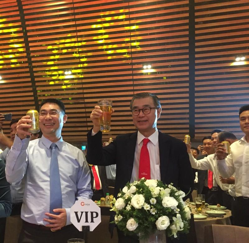Sếp mới của 'người đẹp' Bia Sài Gòn là ai? - ảnh 1